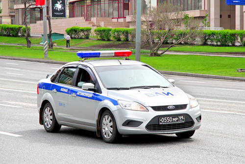 Police Departments Love the Ford Police Responder Hybrid Sedan